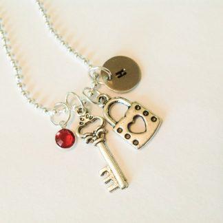 LOCK KEY – NECK – 2